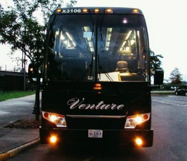 36 PASSENGER LUXURY MOTORCOACH