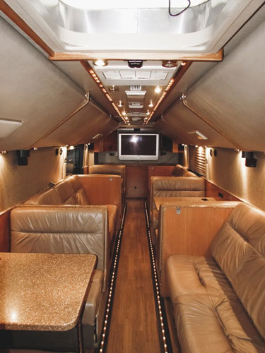 VIP LUXURY SLEEPER